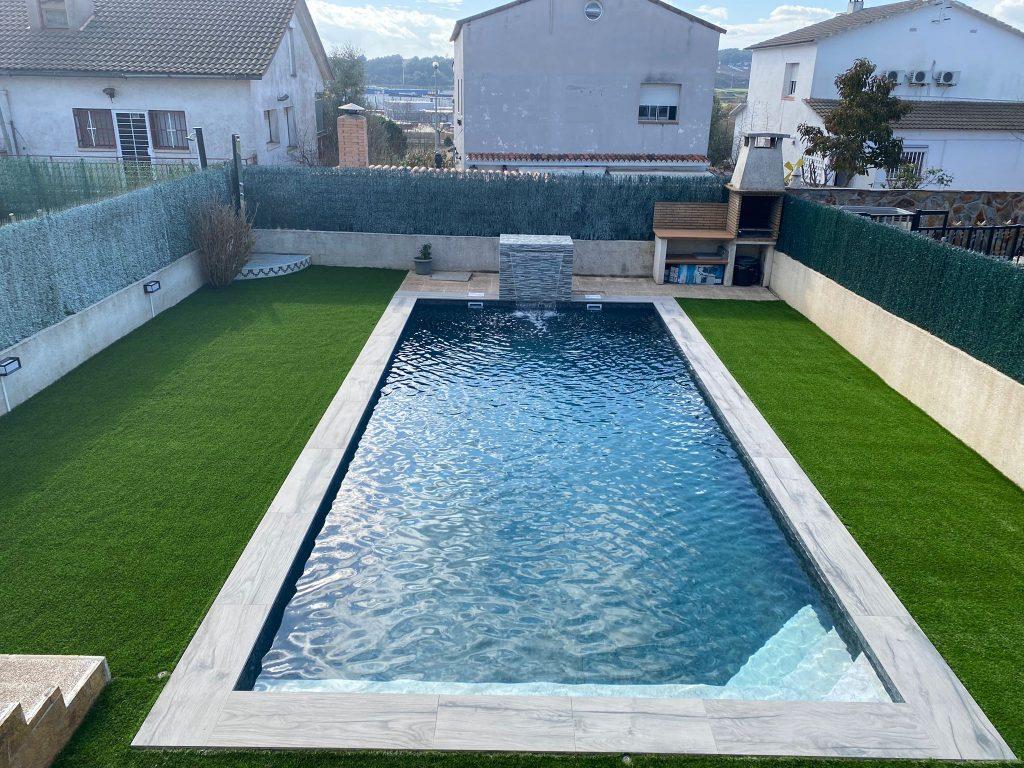piscina esencial